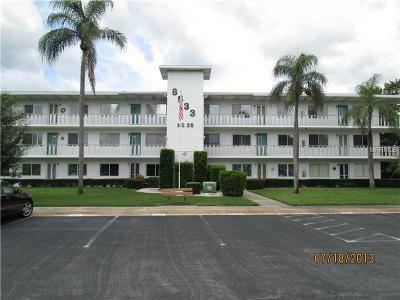 Seminole Condo For Sale: 8533 110th Street #104