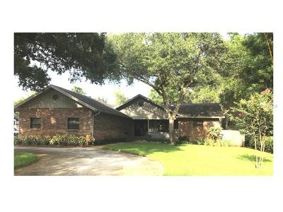Clearwater Single Family Home For Sale: 1983 Levine Lane