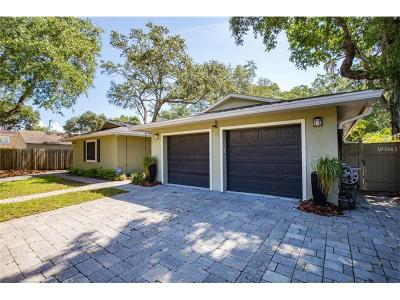 Tampa Single Family Home For Sale: 4408 S Macdill Avenue