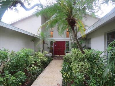 Tarpon Springs Single Family Home For Sale: 1602 Explorers Drive