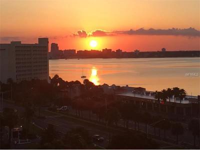 Rental For Rent: 1270 Gulf Boulevard #1007
