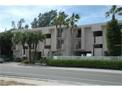 bradenton beach Condo For Sale: 2312 Gulf Drive N #107