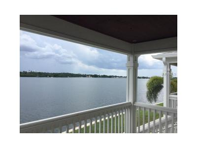 Waterside At Coquina Key, Waterside At Coquina Key Dock Condo, Waterside At Coquina Key North Condo, Waterside At Coquina Key South Condo Rental For Rent: 153 Pompano Drive SE #C