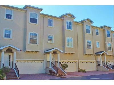 Seminole Townhouse For Sale: 10130 Bayou Grande Avenue