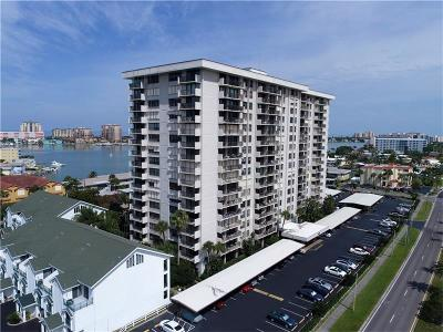 Clearwater Beach Condo For Sale: 400 Island Way #302