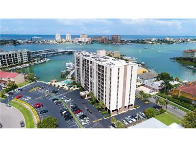 Clearwater Beach Condo For Sale: 255 Dolphin Point #207