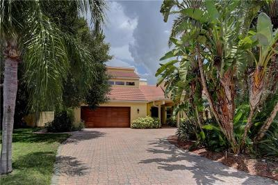Belleair, Belleair Bluffs Single Family Home For Sale: 315 Eastleigh Drive