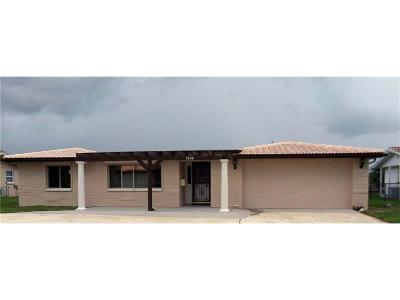 New Port Richey Single Family Home For Sale: 5348 Pilots Place