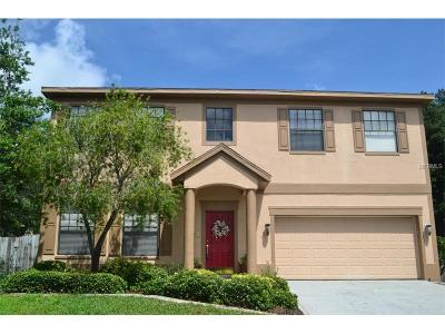 Tarpon Springs Single Family Home For Sale: 1291 Blackrush Drive