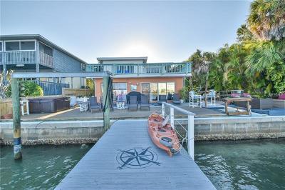 St Pete Beach Multi Family Home For Sale: 7885 Boca Ciega Drive #123