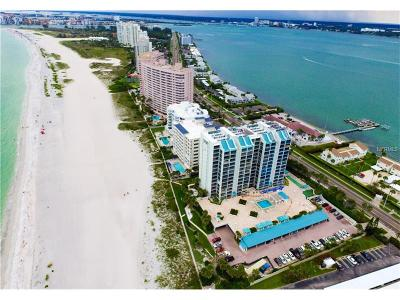 Clearwater Beach Condo For Sale: 1390 Gulf Boulevard #704