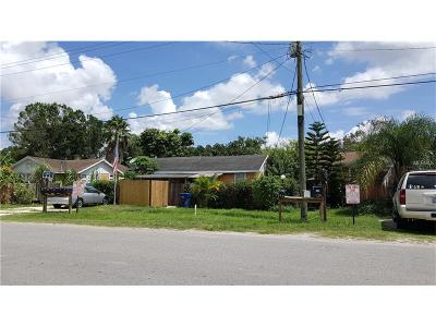 Tampa Multi Family Home For Sale: 4213 W Cayuga Street #1/2