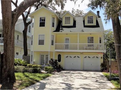 Crystal Beach Estates, Crystal Beach Heights, Crystal Beach Rev Single Family Home For Sale: 500 Rebstock Boulevard