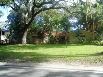 Saint Petersburg, St Pete, St Petersburg, St. Petersburg, St.petersburg, St>petersburg Single Family Home For Sale: 8245 26th Avenue N