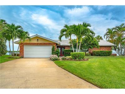 St Petersburg Single Family Home For Sale: 2099 Kansas Avenue NE