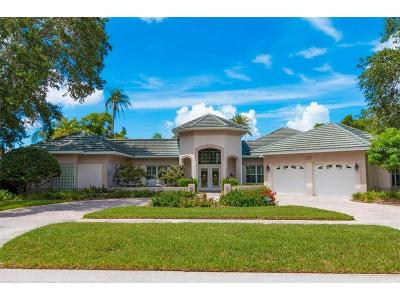 Belleair Single Family Home For Sale: 441 Gardenia Street