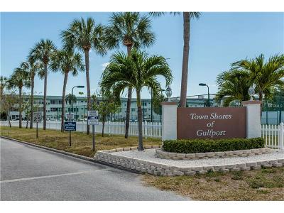 Hernando County, Hillsborough County, Pasco County, Pinellas County Condo For Sale: 6020 Shore Boulevard S #212