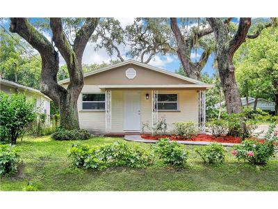 Tampa Single Family Home For Sale: 1306 E New Orleans Avenue