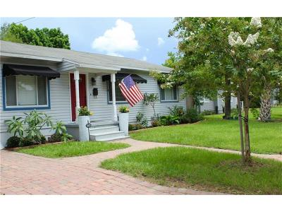 Tampa Single Family Home For Sale: 3005 W San Miguel Street