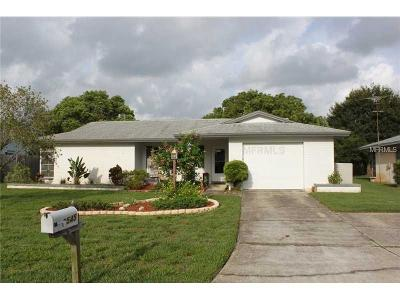 Dade City, Apollo Beach, St Petersburg, Wesley Chapel, San Antonio, Clearwater, Lithia, Seffner, Land O Lakes, Ruskin, Temple Terrace Rental For Rent: 2545 Redwood Circle