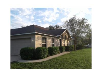 Fruitland Park Single Family Home For Sale: 1628 Myrtle Lake Avenue
