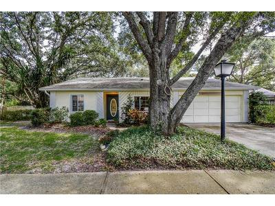 Largo Single Family Home For Sale: 12459 104th Terrace
