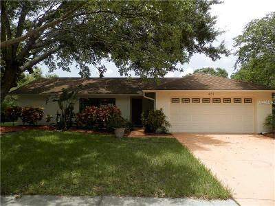 Palm Harbor Single Family Home For Sale: 461 Still Meadows Circle E