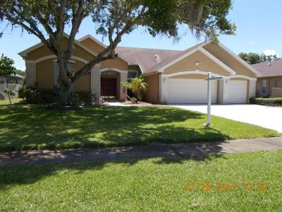 Pinellas Park Single Family Home For Sale: 8221 73rd Court N