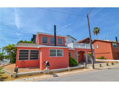 Treasure Island Single Family Home For Sale: 145 79th Avenue