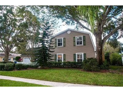 Clearwater, Cleasrwater, Clearwater` Single Family Home For Sale: 2856 Weathersfield Court
