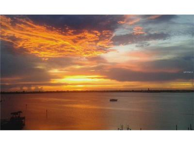 Belleair Condo For Sale: 100 Bluff View Drive #302B