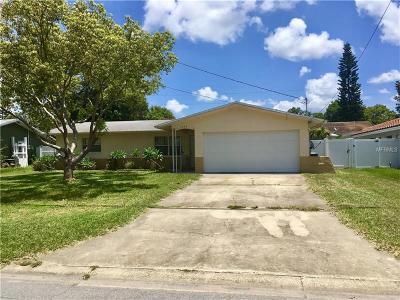 Dunedin Single Family Home For Sale: 1235 Lazy Lake Road E