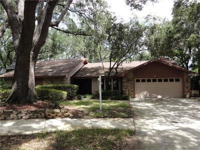 Safety Harbor Single Family Home For Sale: 48 Bishop Creek Drive