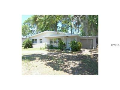 Hernando County, Hillsborough County, Pasco County, Pinellas County Single Family Home For Sale: 1790 Bayshore Boulevard