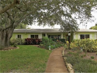 Belleair Single Family Home For Sale: 1723 Indian Rocks Road