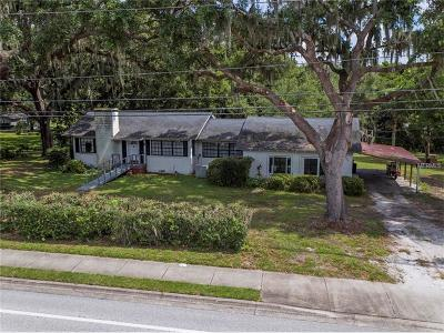 Clearwater Single Family Home For Sale: 2950 Sunset Point Road
