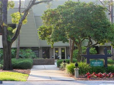 Hernando County, Hillsborough County, Pasco County, Pinellas County Condo For Sale: 36750 Us Highway 19 N #15205