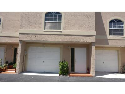 Tierra Verde Townhouse For Sale: 751 Pinellas Bayway S #6