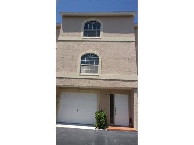 Tierra Verde Townhouse For Sale: 751 Pinellas Bayway S #25