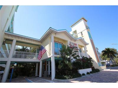 Treasure Island Condo For Sale: 12000 Gulf Boulevard #505-N