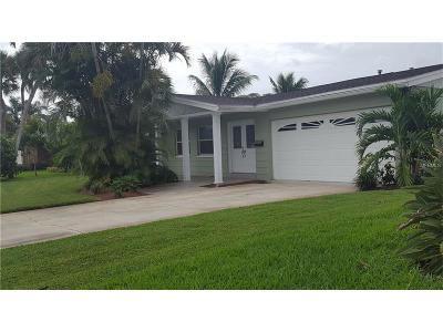 St Petersburg Single Family Home For Sale: 4086 13th Lane NE