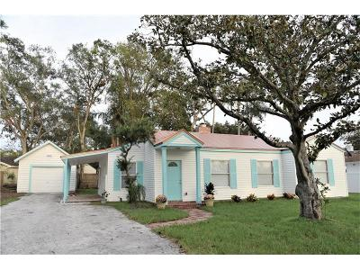 Clearwater Single Family Home For Sale: 1003 Pine Brook Drive