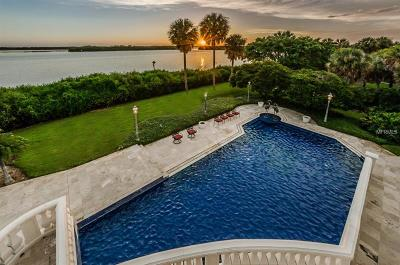 Pinellas County Single Family Home For Sale: 1933 Oceanview Drive