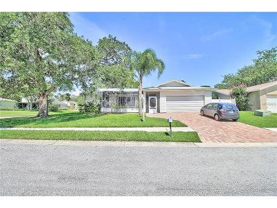 Safety Harbor Single Family Home For Sale: 2097 Swan Lane