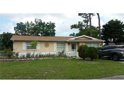 Pinellas Park Single Family Home For Sale: 9760 69th Street N
