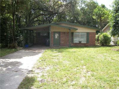 Hillsborough County Single Family Home For Sale: 1414 W Meadowbrook Avenue