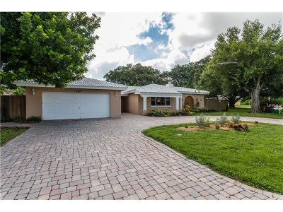 St Petersburg FL Single Family Home For Sale: $619,000