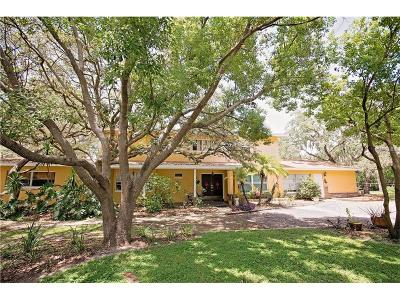 Palm Harbor Single Family Home For Sale: 14 Birdie Circle