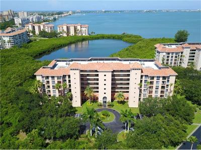 St Petersburg Condo For Sale: 4750 Dolphin Cay Lane S #208