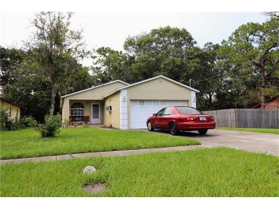Pinellas Park Single Family Home For Sale: 4941 83rd Avenue N